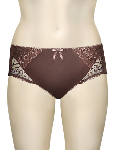 Elomi Kenya Brief EL8135 - Chestnut
