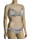 Fantasie Borneo Underwire Gathered Full Cup Bikini Top FS5627 - Java