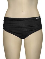 Fantasie Deep Gathered Control Brief FS5752 - Black