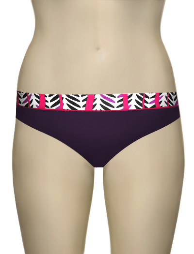 Fantasie Dublin Classic Brief 5451 - Plum
