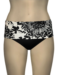 Fantasie Koh Samui Deep Fold Brief FS5762 - Black