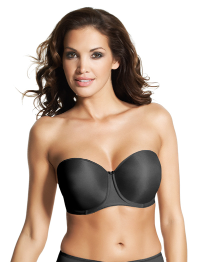 Fantasie Molded Strapless Bra 4530 - Black