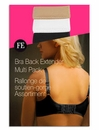 Fashion Essentials Bra Back Extenders - 2 Hooks FE50521 - 2 Hooks