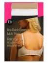 Fashion Essentials Bra Back Extenders - 3 Hooks FE50522 - 3 Hooks