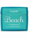Fashion Essentials Flaunt Beach Triangle Silicone Enhancers FE39000 - Clear