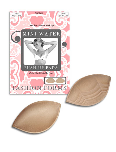 Fashion Forms Mini Water Push Up Pads 3110 - Nude