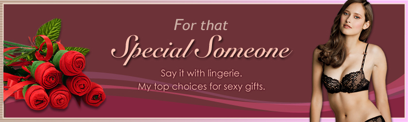 For That Someone Special