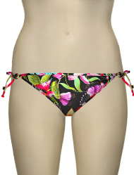 Freya Tie-Side Reversible Brief AS3137 - Black