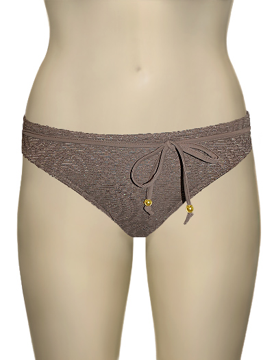 Freya Cha Cha Classic Brief AS3294 - Truffle