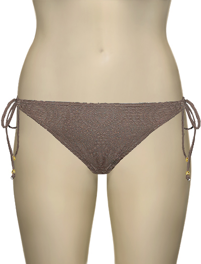 Freya Cha Cha Rio Tie Side Brief AS3295 - Truffle