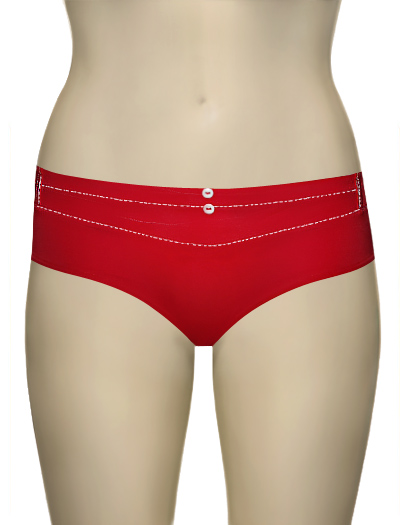 Freya Fever Low Rise Boyshort AS3334 - Red