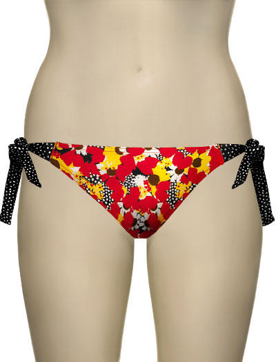 Freya Flamingo Rio Scarf-Tie Brief 3152 - Lipstick