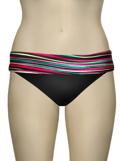Freya Hoopla Classic Fold Brief 3034 - Kaleidoscope