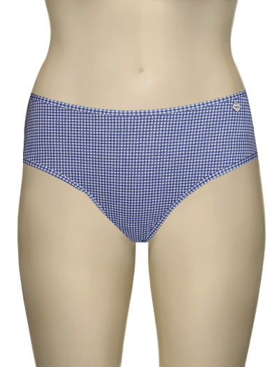 Freya Kansas '50s Low Leg Brief AS3478 - Bluebell