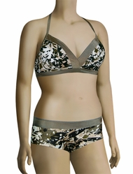 Freya Rumjungle Soft Triangle Bikini Top AS3287 - Storm