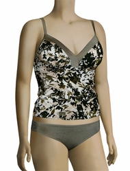 Freya Rumjungle Soft Triangle Tankini Top AS3288 - Storm