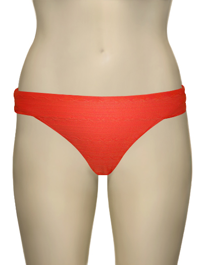 Freya Showboat Fold Brief AS3564 - Lipstick