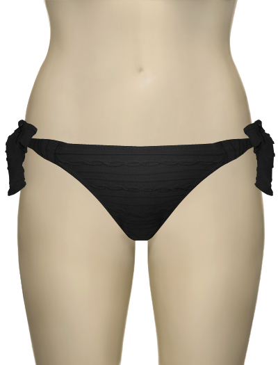 Freya Showboat Fold Brief AS3565 - Black