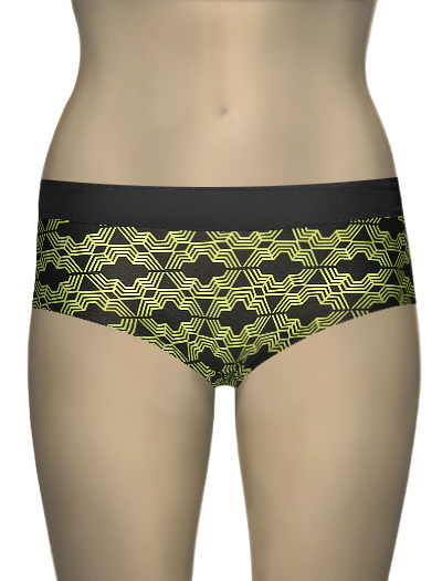 Freya Trapeze Short 3058 - Lemon Fizz