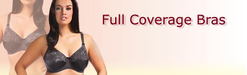 Full Coverage Bras