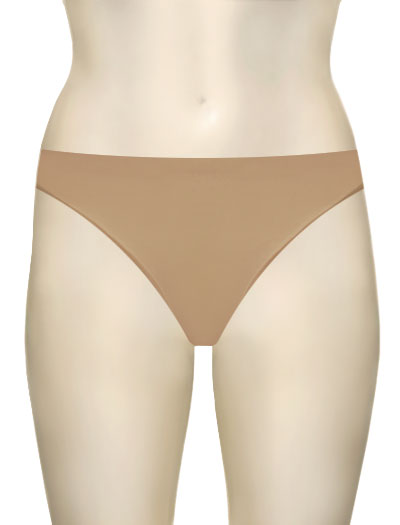 Hanro Touch Feeling Seamless Thong 1811 - Nude