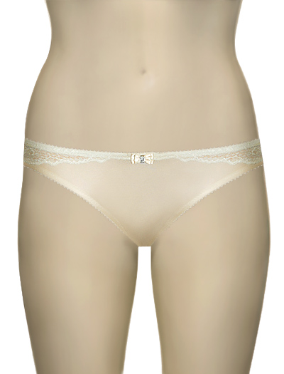 Hotmilk Luminous Maternity Bikini Brief LU-BK - Champagne