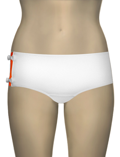 Huit Dangerous Boxer Shorty 308 - Blanc