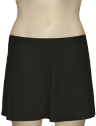 Karla Colletto Basic A-Line Skirt BA-C11 - Fig