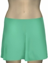 Karla Colletto Basic A-Line Skirt BA-C11 - Mint Julep