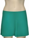 Karla Colletto Basic A-Line Skirt BA-C11 - Aquamarine