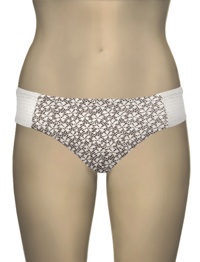 L-Space Love Affair Fancy Free Bikini Bottom LF3312 - Love Affair