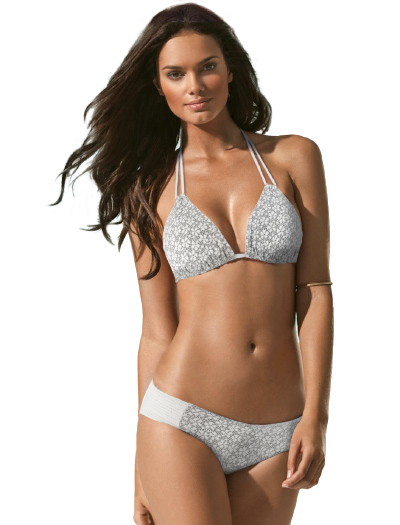 L-Space Love Affair Le Chic Triangle Bikini Top LF6212 - Love Affair