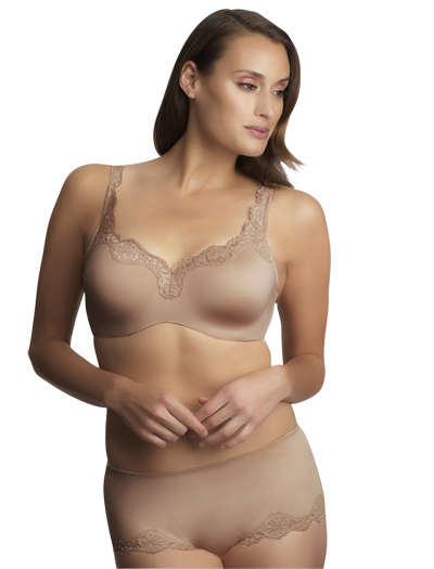 Le Mystere Dream Tisha Lace Bra 965 - Natural