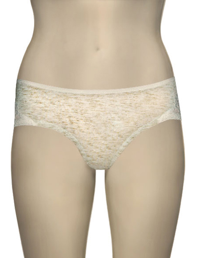Le Mystere Heather Boyshort 5618 - Oatmeal