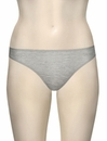 Le Mystere Heather Thong 5318 - Grey