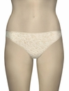 Le Mystere Heather Thong 5318 - Oatmeal