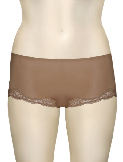Le Mystere Lace Boy Leg 4465 - Natural