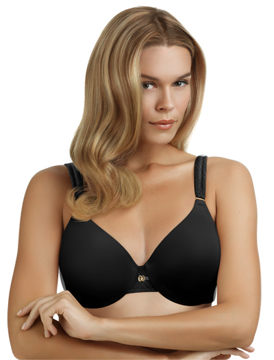 Le Mystere Legere Full Cup Bra 2216 - Black