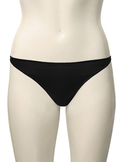 Le Mystere Low Rider Thong 8355 - Black