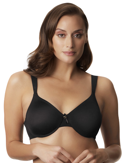 Le Mystere Dream Fit Minimizer Bra 311 - Black