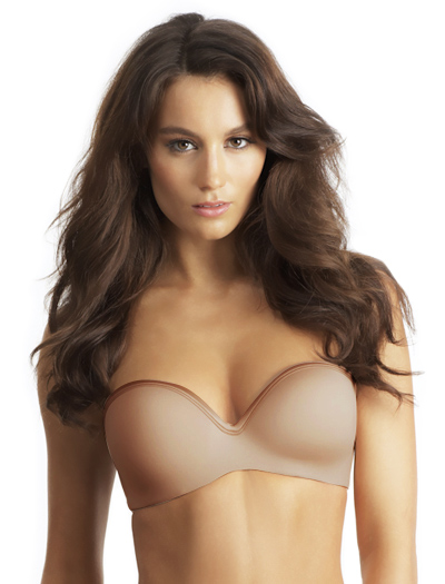 Le Mystere No 9 Lolita Strapless Bra 7759 - Natural
