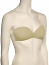 Le Mystere Sculptural Strapless Bra 2755 - Nude