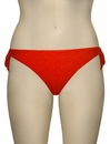 Lise Charmel Antigel L'Estivale Chic Tie Side Bikini Bottom EBA0116 - Rouge