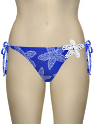 Lise Charmel Antigel La Caraibe Girl Lace Brief EBA0165 - Stella Bleu