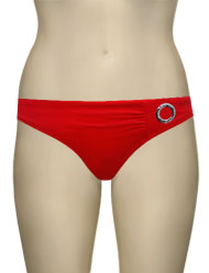 Lise Charmel Antigel La Deesse Rivage High Leg Brief EBA0725 - Red Cruise