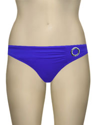 Lise Charmel Antigel La Deesse Rivage High Leg Brief EBA0725 - Blue Cruise