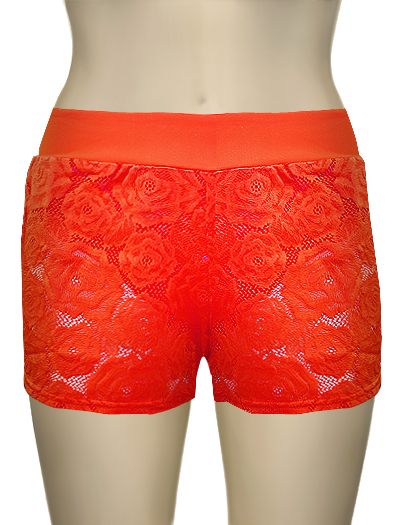 Lise Charmel Antigel La Miss Dentelle Short ESA0106 - Orange