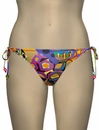 Lise Charmel Antigel La Nomad Queen Lace Brief EBA0155 - Tribal Print