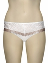 Lunaire Town and Country Hipster Brief 20135 - Ivory / Taupe