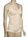 Mary Green Silk Gauze Camisole LT10 - First Blush